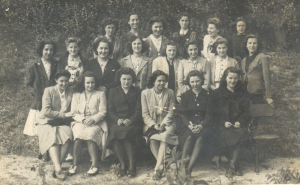 1942.- Ejercicios Espirituales en el Monte Ulía de San Sebastián