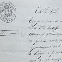"""1852.- Capítulos """"para conservar el buen orden, salud y tranquilidad de sus habitantes"""""""